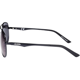 Alpina A 107 Glasses black matt